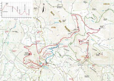 Mapa Negrete