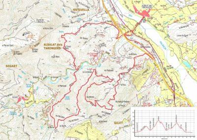Mapa de Albalat