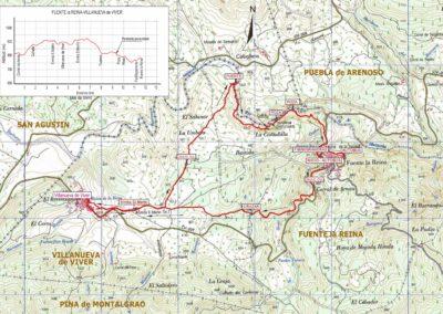 Mapa Fte.La Reina(1)