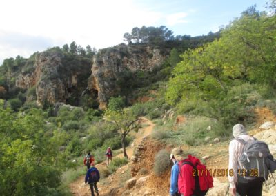 2018-11-21 Yatova-Los Cucos-Cueva de las Palomas-Yatova(123)