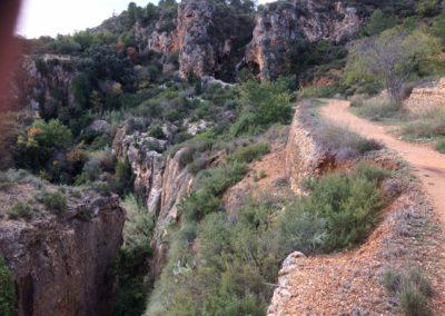 2018-11-21 Yatova-Los Cucos-Cueva de las Palomas-Yatova(124)