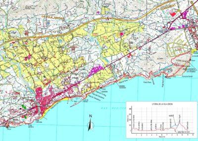 Mapa La Vila Joiosa[4588]