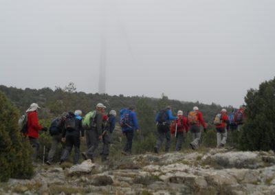 Pina de Montalgrao-Sierra de la Espina-Cueva Cerdanya(107)
