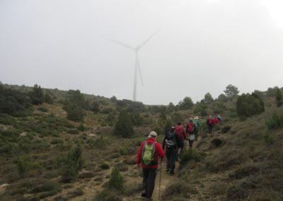 Pina de Montalgrao-Sierra de la Espina-Cueva Cerdanya(108)