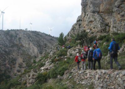 Pina de Montalgrao-Sierra de la Espina-Cueva Cerdanya(118)