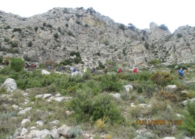 Pina de Montalgrao-Sierra de la Espina-Cueva Cerdanya(126)