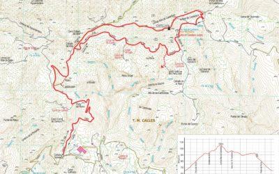 Crònica Calles – Serra d'Altacú – Pic Castellano 22-11-2017