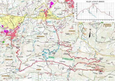 Mapa Agullent(3)