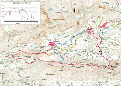 Mapa Cavall Verd(1)