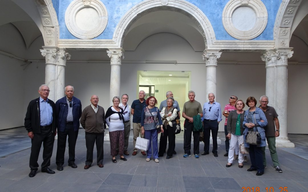 Visita a la Valencia renacentista  25-10-2018