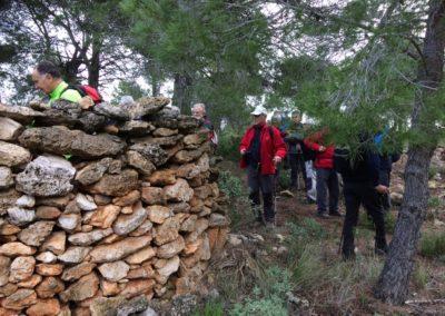 2018-11-21 Yatova-Los Cucos-Cueva de las Palomas-Yatova(101)