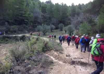 2018-11-21 Yatova-Los Cucos-Cueva de las Palomas-Yatova(107)