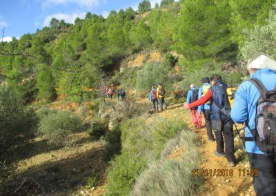 2018-11-21 Yatova-Los Cucos-Cueva de las Palomas-Yatova(113)