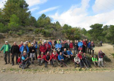 2018-11-21 Yatova-Los Cucos-Cueva de las Palomas-Yatova(115)