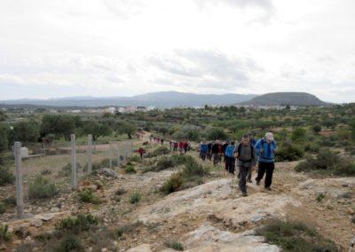 2018-11-21 Yatova-Los Cucos-Cueva de las Palomas-Yatova(116)