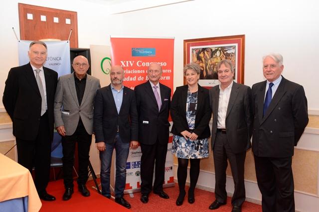 FOTOS XVI CONVENCIÓN Y XIV Congreso   Asociaciones de Mayores  Ciudad de Benidorm (noviembre/2018)