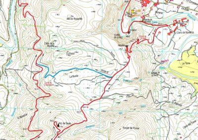 Mapa Jérica