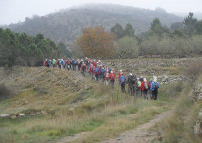 Pina de Montalgrao-Sierra de la Espina-Cueva Cerdanya(106)