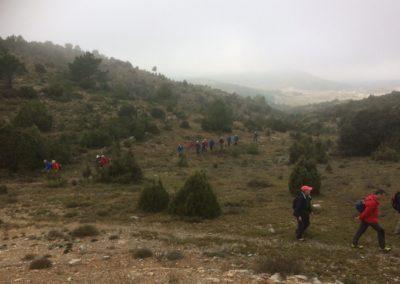 Pina de Montalgrao-Sierra de la Espina-Cueva Cerdanya(110)