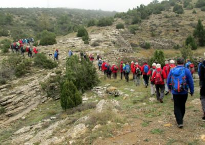 Pina de Montalgrao-Sierra de la Espina-Cueva Cerdanya(112)
