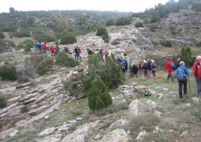Pina de Montalgrao-Sierra de la Espina-Cueva Cerdanya(116)