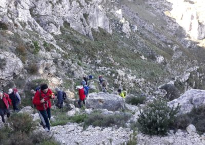 2018-11-28 Benissiva-Penya Foradada-Cova del Moro (11)