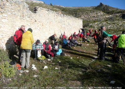 2019-01-30 Alcoy -Gormaig-Preventori-Alt de Pedreres(113)