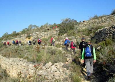 2019-02-20 Quatretonda-El Mollo-Cava de la Folguera-Pinet (103)
