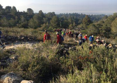 2019-02-20 Quatretonda-El Mollo-Cava de la Folguera-Pinet (104)