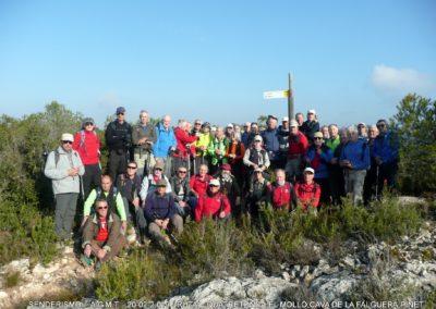 2019-02-20 Quatretonda-El Mollo-Cava de la Folguera-Pinet (105)