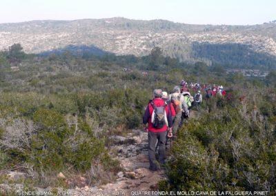 2019-02-20 Quatretonda-El Mollo-Cava de la Folguera-Pinet (106)