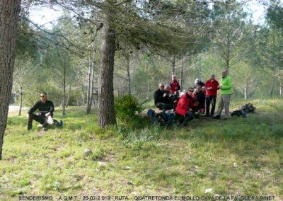 2019-02-20 Quatretonda-El Mollo-Cava de la Folguera-Pinet (108)