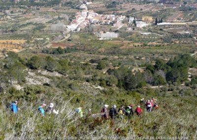 2019-02-20 Quatretonda-El Mollo-Cava de la Folguera-Pinet (123)