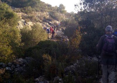 2019-02-20 Quatretonda-El Mollo-Cava de la Folguera-Pinet (128)