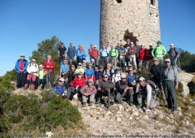 2019-02-27 Sierra de Irta-El Pinar-Campanilles-Sta. Magdalena de Pulpis(105)