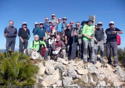 2019-02-27 Sierra de Irta-El Pinar-Campanilles-Sta. Magdalena de Pulpis(111)