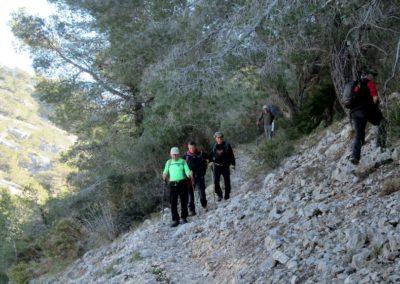2019-02-27 Sierra de Irta-El Pinar-Campanilles-Sta. Magdalena de Pulpis(112)