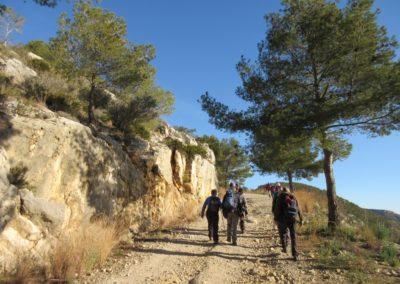 2019-02-27 Sierra de Irta-El Pinar-Campanilles-Sta. Magdalena de Pulpis(122)