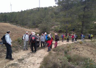 2019-03-06 Sierra de Enguera-Altos Salomon-Fuentes Navalon(115)