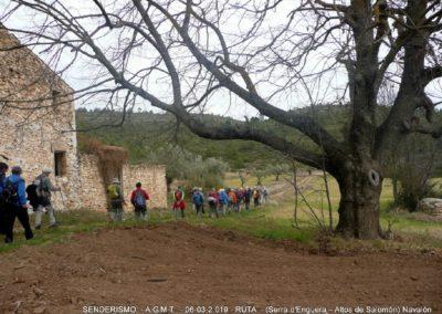 2019-03-06 Sierra de Enguera-Altos Salomon-Fuentes Navalon(128)