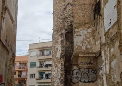 2019-03-13 Marxa Fallera-Murallas de la Valencia Musulmana(109)