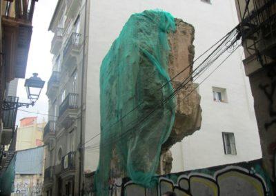 2019-03-13 Marxa Fallera-Murallas de la Valencia Musulmana(111)