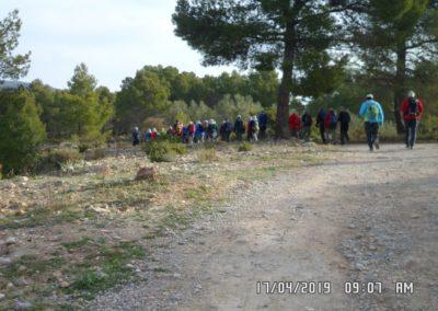 2019-04-17 Circular Caudiel-Pico de las Palomas(104)