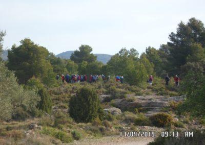 2019-04-17 Circular Caudiel-Pico de las Palomas(110)
