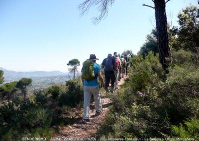 2019-05-22 Alcoy-Pico de la Serreta-Ojo del Moro-Alcoy(115)