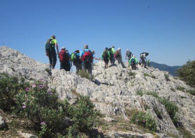 2019-05-22 Alcoy-Pico de la Serreta-Ojo del Moro-Alcoy(122)