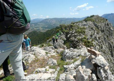 2019-05-22 Alcoy-Pico de la Serreta-Ojo del Moro-Alcoy(128)