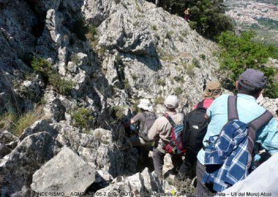 2019-05-22 Alcoy-Pico de la Serreta-Ojo del Moro-Alcoy(129)