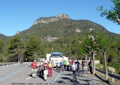 2019-05-29 Montanejos-Sendenro La Bojera-Barranco de Mainera(101)