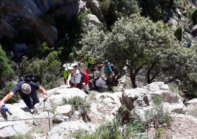 2019-05-29 Montanejos-Sendenro La Bojera-Barranco de Mainera(110)